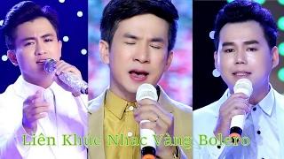 LK Nhạc Vàng Hay Nhất 2017 - Thanh Vinh - Văn Hương - Đan Phương