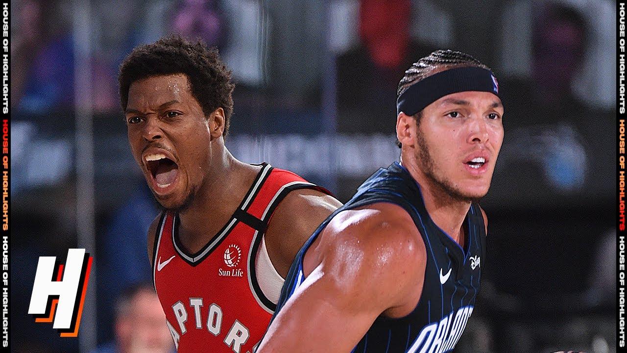 Toronto Raptors vs Orlando Magic - Full Game Highlights   August 5, 2020   2019-20 NBA Season