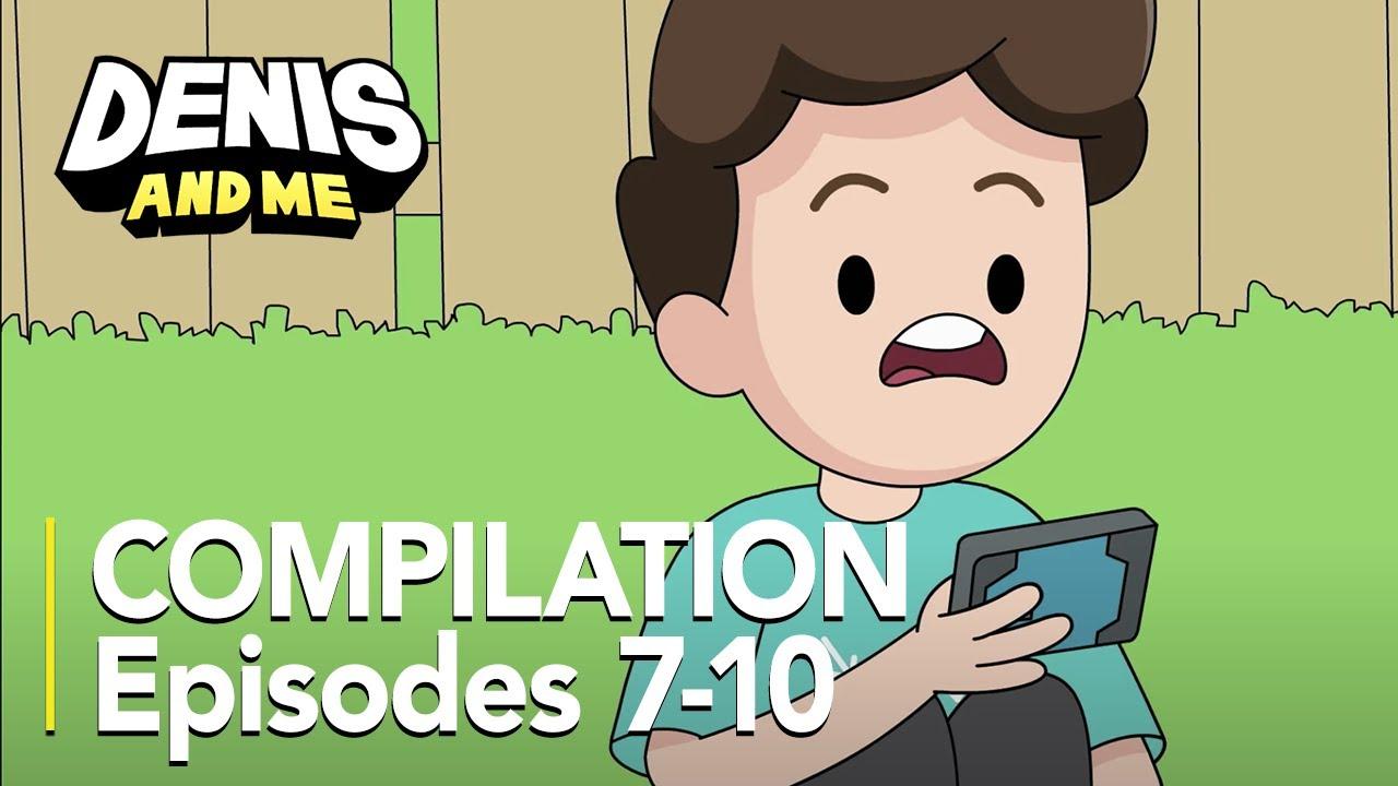 Download Denis and Me | Compilation | Season 1 | Episodes 7-10