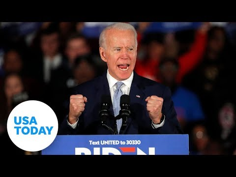 Joe Biden delivers remarks upon South Carolina victory | USA TODAY