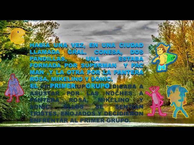 ARodarEnCasa - La guerra de los buenos  y los malos 1 Escuela Primaria 9