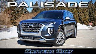 2020 Hyundai Palisade - Best 3-Row Midsize SUV