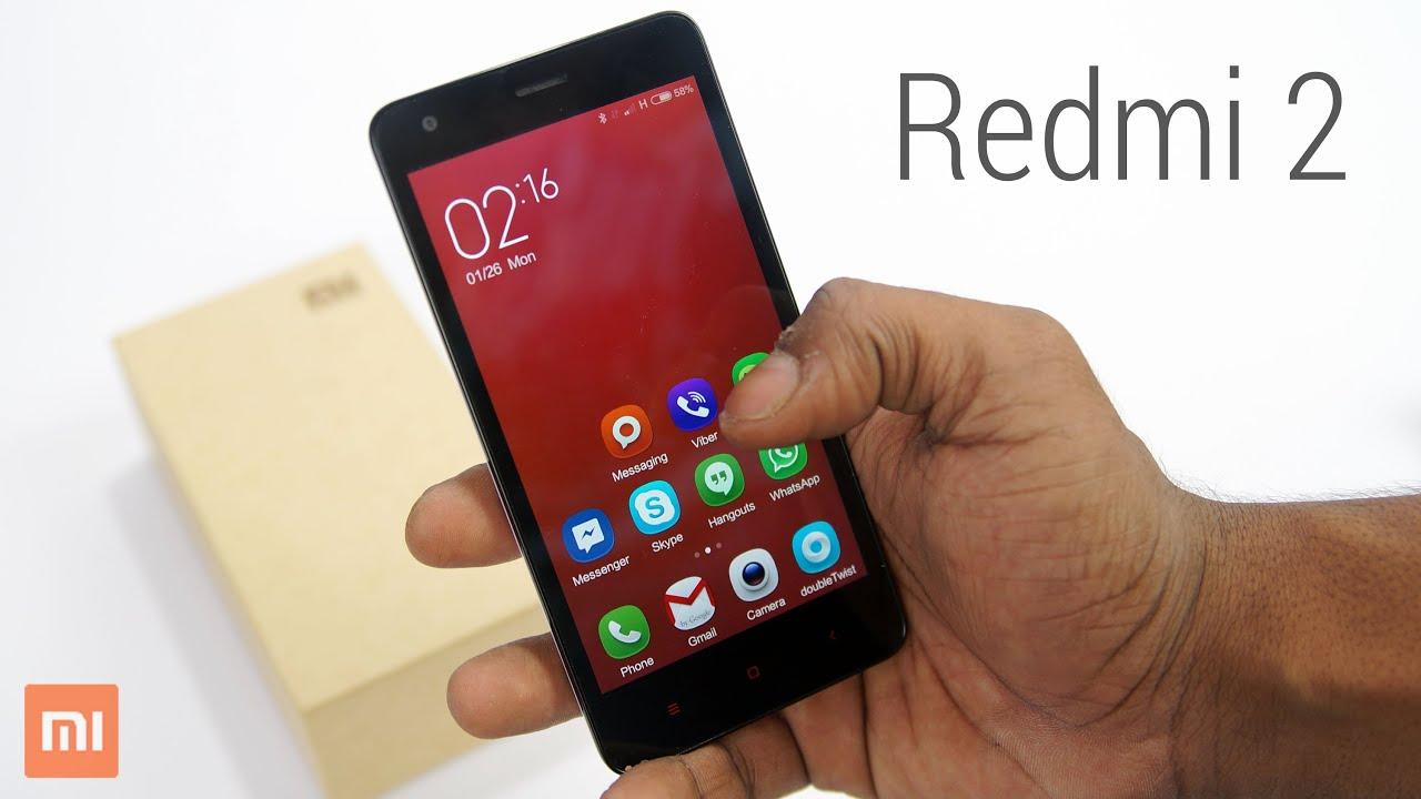 Kelebihan Kekurangan Xiaomi Redmi 2, Hp Android Quad Core