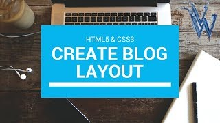 HTML Blog Layout | HTML5 and CSS3 Beginners Tutorials By Amazing Techno Tutorials