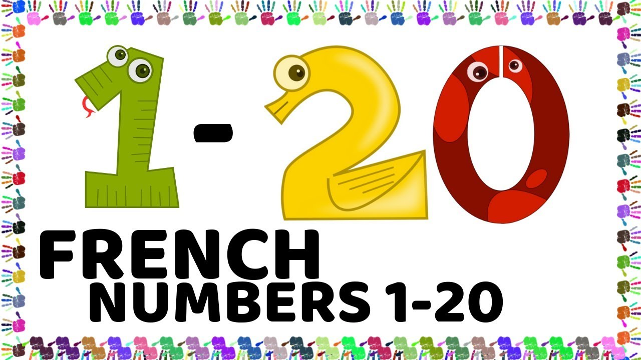 counting in french 1