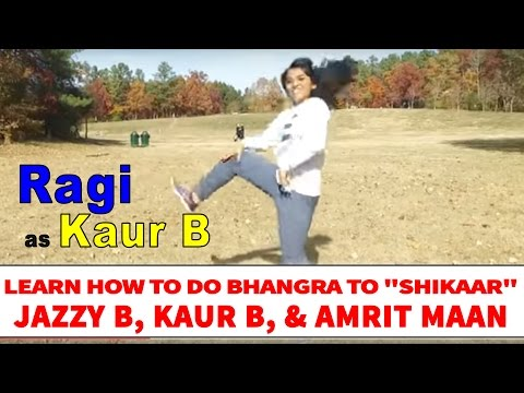 Jazzy B, Kaur B & Amrit Maan - Shikaar |...