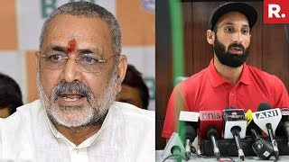 Giriraj Singh And Sardar Singh Speak Exclusively To Republic TV On #BoycottPakistan Movement