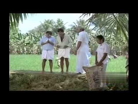 Funny Comedy Scene From Themmangu Pattukaran