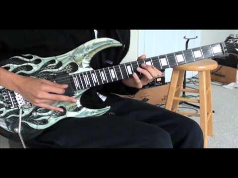 Unstoppable - E.S. Posthumus (Guitar Cover)