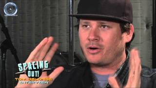 Tom Delonge 2012 Interview with Spacing Out
