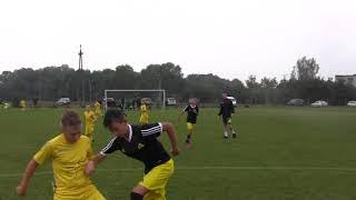 CZ4-Lopez Cup 30.08.2018 - FC Yellow na Turneju w Czerninie-III mecz z Bojanowo