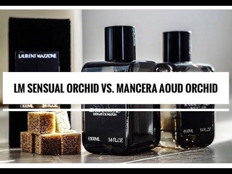 LM Parfums Sensual Orchid &Mancera Aoud Orchid