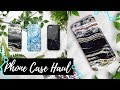 STUNNING Phone Case Haul!!!!!!!   RAYSDAYS