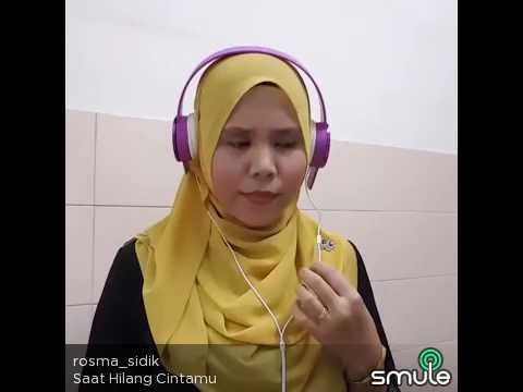 Saat Hilang Cinta Mu - cover version by Rosma AF1