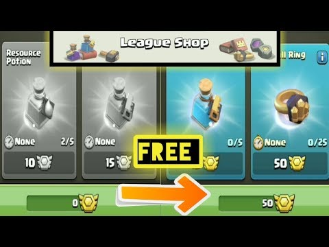 Free 50 Clan War League Medals For All Of You How?
