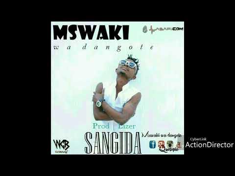Mswaki wa dangote-Sangida