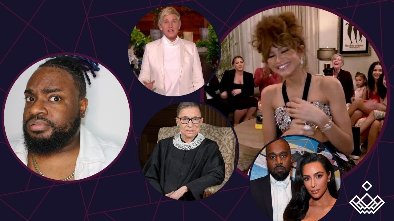 The Emmy's, Cardi vs Bloggers, Ellen's Apology, Ruth Bader Ginsburg, Kim and Kanye, Vanessa Bryant