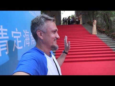 Моя первая красная дорожка на краю света о. Хайнань - Жизнь в Китае #183