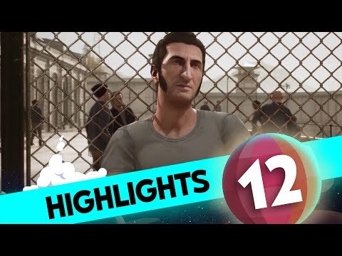 A Way Out, Stein-Match, Rob Boss, MoinMoin vom Online Marketing Rockstars Festival | Highlights KW12