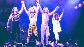 van halen   right here right now concert hd   the raw audio file link is in description