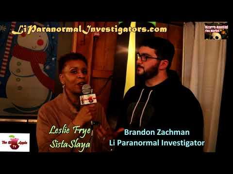 Li Paranormal Investigators @ the Bizarre Haunted Flea Market