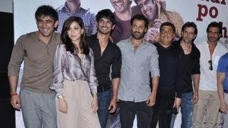 Trailer Launch Of 'Kai Po Che'