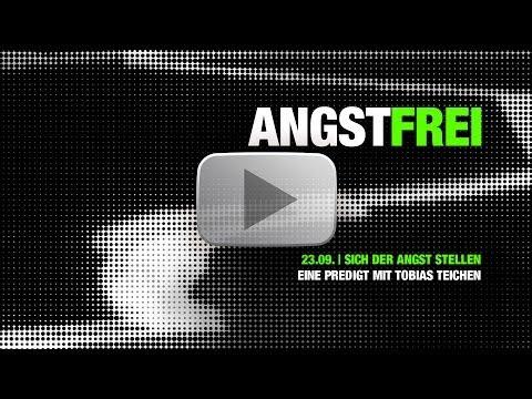 Sich der Angst stellen (ICF München Videopodcast)