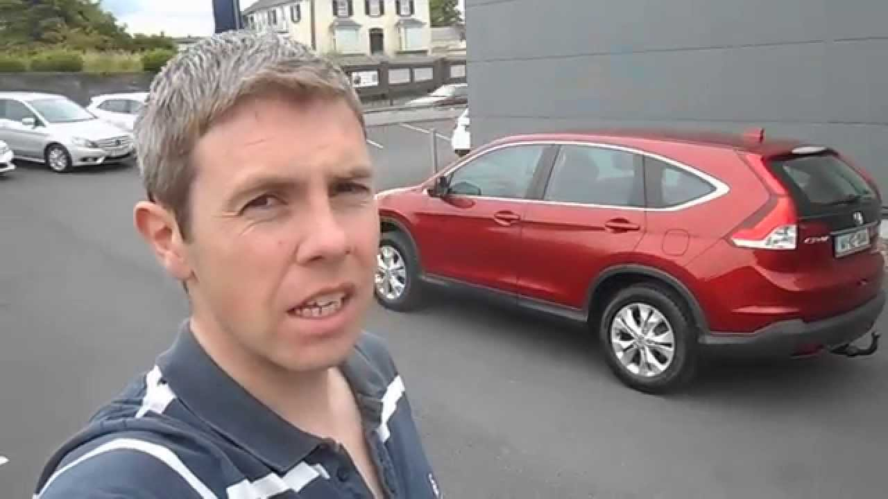 2014 honda crv 1 6 i dtec es hondacentre kildare youtube - Fitzpatricks garage kildare ...
