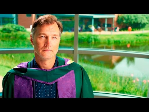 David Morrissey awarded Honorary Doctorate