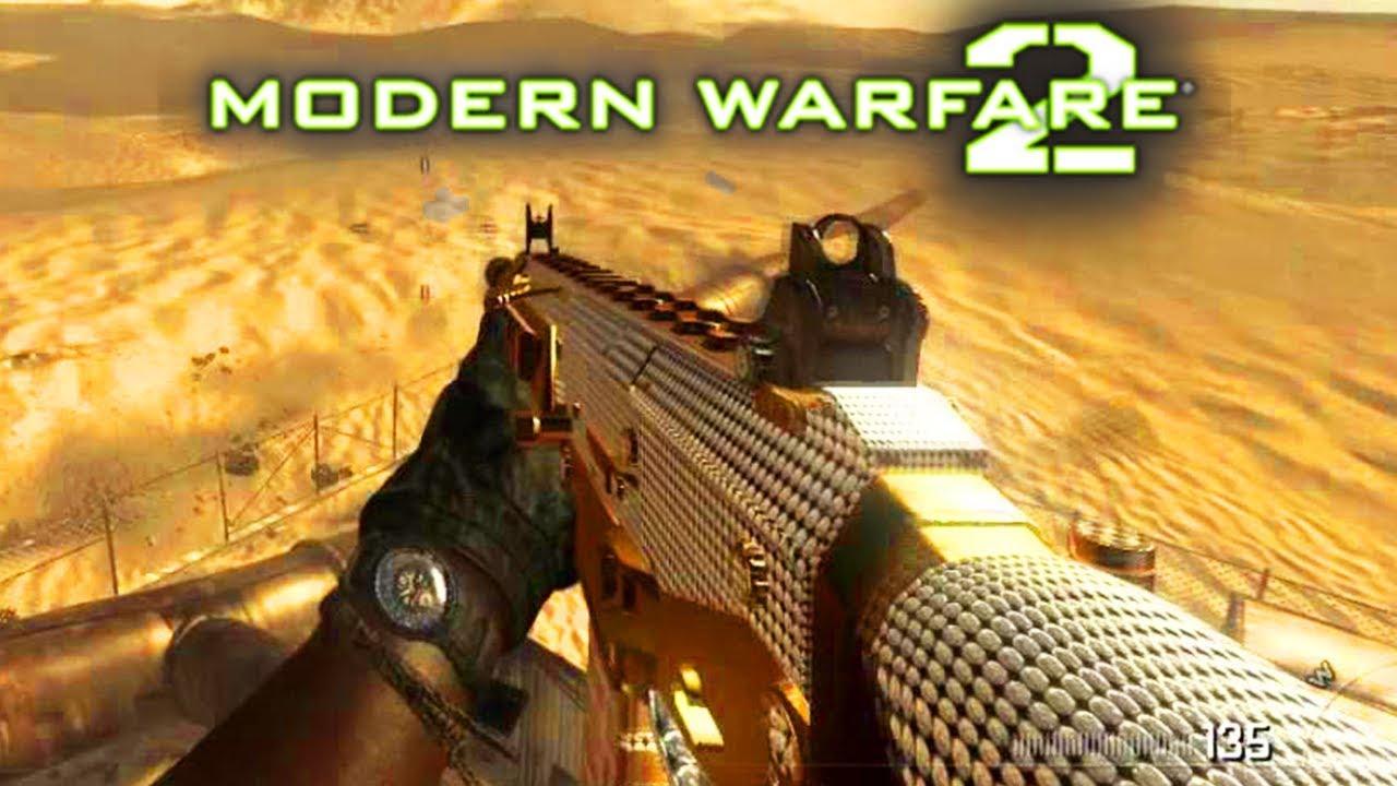 Modern Warfare 2 Remastered Youtube