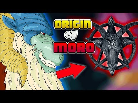 The Hidden Origin Of MORO : Part 1 | Dragon Ball Super 2019
