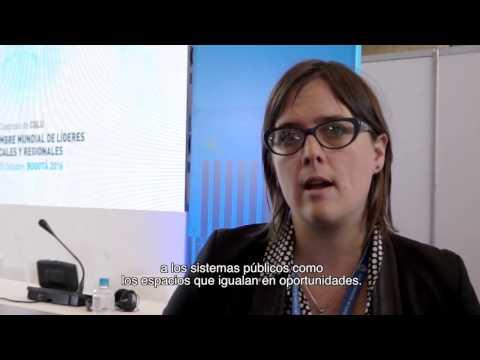 Entrevista de la Alcaldía de Bogotá