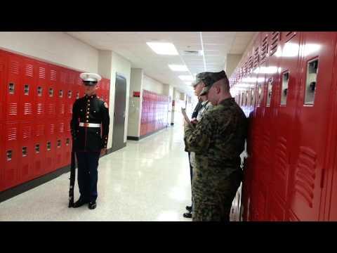 Nation Ford Marine Corps JROTC individual reg.