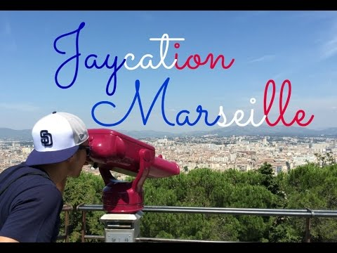 Travel Guide to Marseille, France | Jaycation Vlog