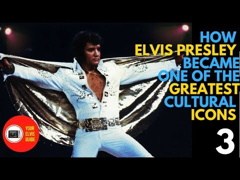 How Elvis Presley Became One Of The Greatest Cultural Icons | Your Elvis Guide