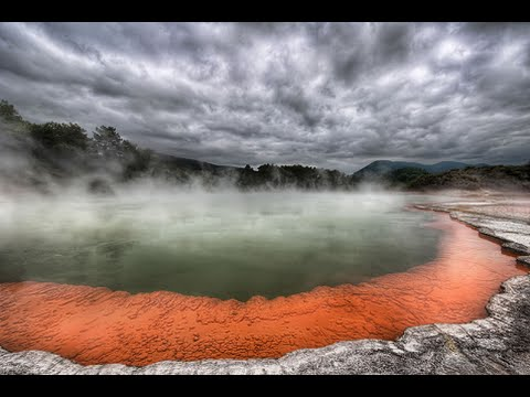 Wai-O-Tapu Geothermal Wonderland, Rotorua, New Zealand - Best Travel Destination