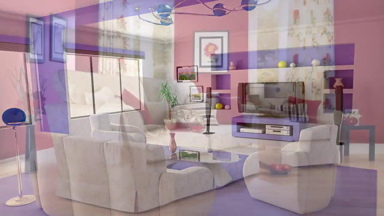 30 Ideas Para Combinar Colores En Casa Habitacion Youtube - Combinacion-colores-habitacion