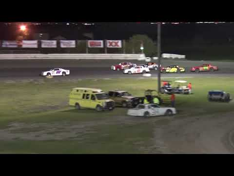 South  Texas Speedway Pure Stock Feature 4 13 19