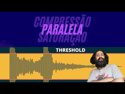 Caráter sonoro através da Compressão Paralela