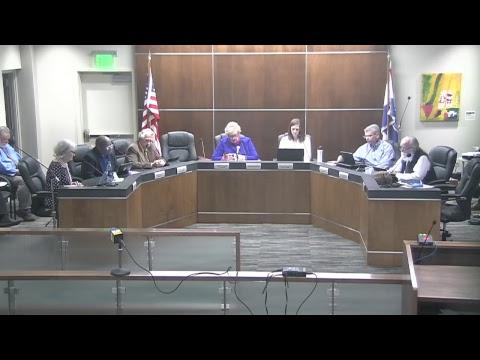 City of Waterloo City Council Meeting - November 26, 2018