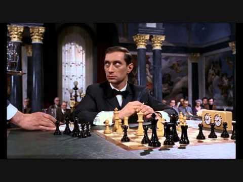 James Bond On Chess