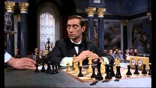 James Bond On Chess