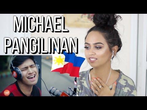 Michael Pangilinan - Lay Me Down REACTION