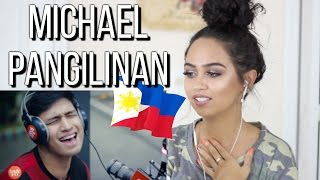 Michael Pangilinan - Lay Me Down REACTION