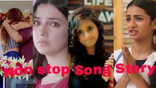 non stop video song. non stop love story. non stop sad song. non stop love Song. February al episode