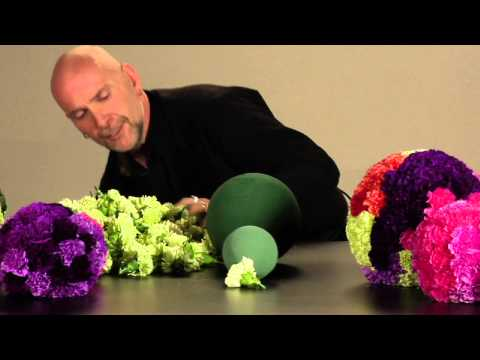 How many flowers fit on an OASIS Sphere? from YouTube · Duration:  2 minutes 32 seconds