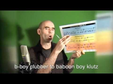 Music Room Book 7 U1 L1 Part 5 - Beat Boxing with Mal Webb