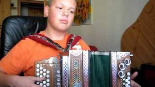 Steirische Harmonika der Schneewalzer