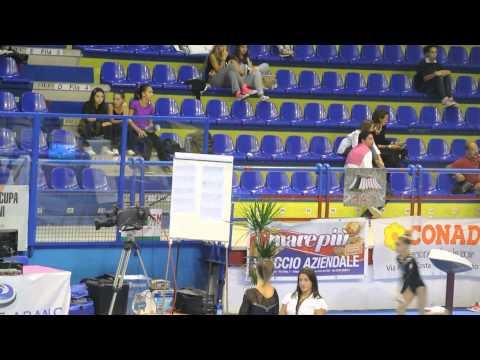 Asia Pandolfo Golden League Volteggio