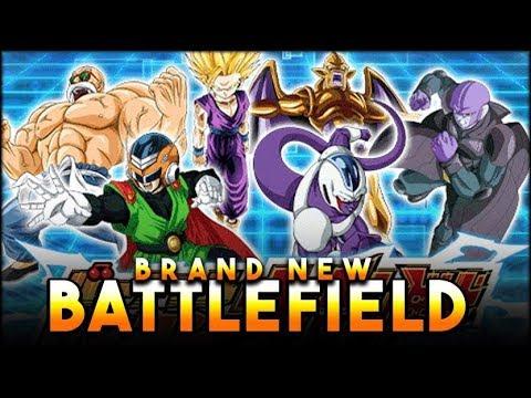 DOKKAN BATTLEFIELD IS GETTING A REVAMP! NEW FIGHTS! (DBZ: Dokkan Battle) thumbnail